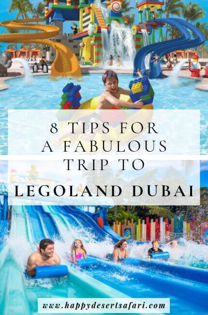 8 Essential Tips for a Fabulous Trip to LEGOLAND infographic