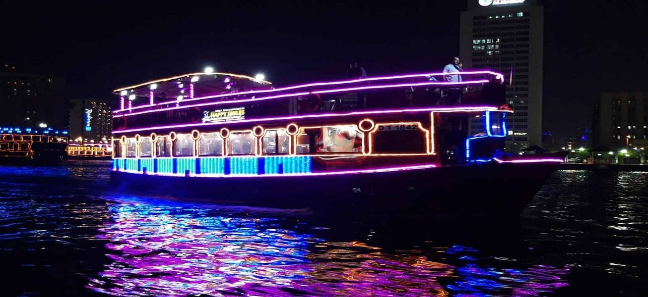 Exclusive Dhow Creek Cruise