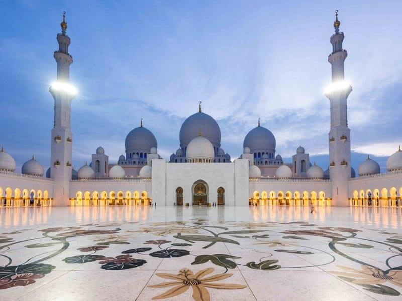 Best Places to visit in Abu Dhabi